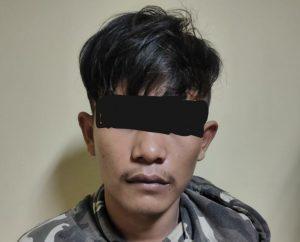 Polres Serang Amankan Pemuda Asal Unyur Karena Penyalahgunaan Narkoba