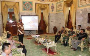 Perbaikan Program LKBA 2020, Bupati Serang Gandeng TNI dan Polri