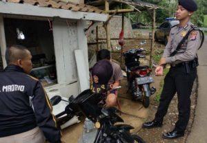 Maksimalkan Pelayanan Keamanan, Polda Banten Konsisten Lakukan Patroli