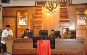 Pemprov Banten Raih Opini WTP Tiga Kali Berturut