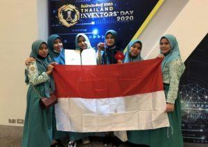 SMA YPSA Kembali Harumkan Nama Indonesia di Ajang Internasional
