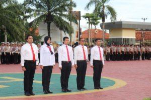 Kapolda Banten Berikan Penghargaan Kepada 85 Personel Polri yang Berprestasi