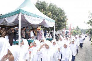 Bupati Asahan Harap Pawai Ta'aruf Jadi Momentum Membumikan Al Quran