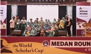 5 Tim SMP YPSA Borong Medali Emas Event World Scholar's Cup 2020