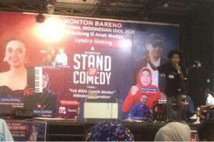 Video Pemenang Stand Up Comedy Hina Warga Belawan Viral di Media Sosial