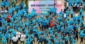 1500 Pelajar Bersaing di Raz Championship 2020