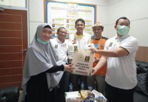 Fraksi PKS Kota Serang Sumbang APD untuk Tenaga Medis RSUD Kota Serang