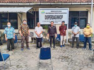 Komisi II DPRD Kota Serang Bantu Pelaku UMKM Dengan Layanan Pasar Online