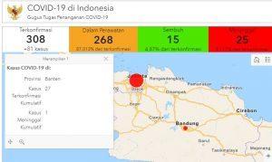 Ombudsman Banten Temukan Kejanggalan Informasi Jumlah Pasien Corona