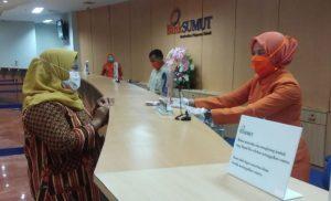 Bank Sumut Sesuaikan Jam Operasional dan Imbau Nasabah Lakukan Transaksi Digital