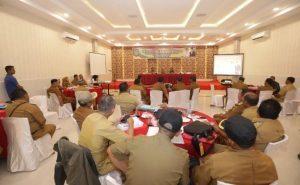 45 Kepala Desa Terpilih di Kabupaten Asahan Mengikuti Pembekalan
