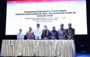 Pemkab Asahan Sanggupi Pembangunan Mall Pelayanan Publik