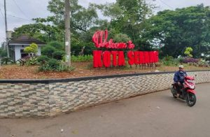 Tulisan Hias 'Welcome to Kota Serang' Hilang, Berikut Penjelasan Kepala DPRKP
