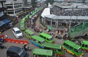 Daftar Jalur dan Rute Angkot di Bogor Lengkap