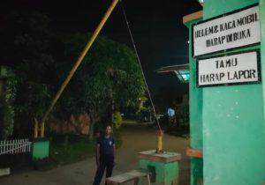 Di Kota Serang, Ada Komplek Sudah Lockdown
