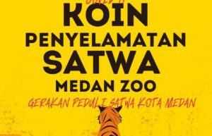 Ayo Bantu Satwa Medan Zoo yang Terancam Kelaparan Karena Dampak Covid-19
