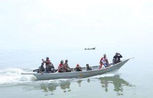 Antisipasi Penyebaran Corona, Gugus Tugas Patroli di Jalur Tikus Masuk Kabupaten Asahan