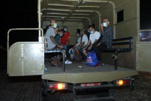 Terkait Covid 19, 14 TKI Asal Malaysia yang Masuk Asahan Diperiksa