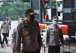 Selama Pandemi Covid-19, Polda Banten Sediakan Dapur Umum untuk Masyarakat