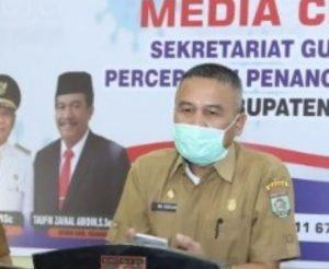 Anggota DPRD Sumut Asal Asahan dan Istrinya Positif Covid-19