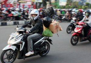 Larangan Dikeluarkan, Mudik Pakai Sepeda Motor Juga Tak Akan Lolos