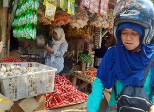 Menjelang Puasa, Harga Bawang Hingga Cabe Merah Melonjak Drastis