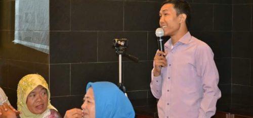 KNPI Sumut Peringatkan Gubernur Soal Penyaluran Bantuan Sembako dari Swasta