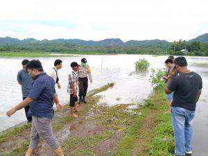 Banjir di Kawasan Aceh Besar Surut