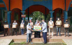 Apresiasi untuk Bank Sumut yang telah Membantu Satwa dan Pekerja Medan Zoo