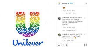 Unilever Terang-terangan Dukung LGBT, Nilai Saham di Indonesia Jadi Ambles