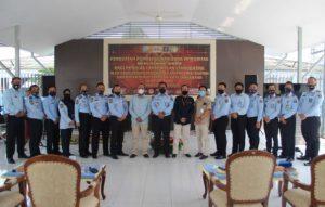 Ombudsman Apresiasi Pelayanan Publik di Lapas Kelas I Tangerang