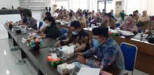 Kunker DPRD Provinsi Sumatera Utara Dapil V di Kabupaten Asahan