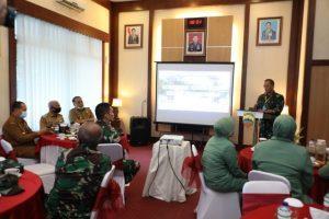 Pemerintah Kabupaten Asahan Sambut Kehadiran Danrem 022/PT di Kodim