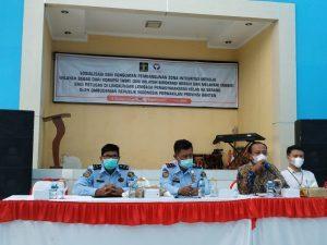 Ombudsman Banten Dukung Penguatan WBK/ WBBM di Lapas Kelas IIA Serang
