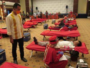 Bank Sumut dan PMI Kota Medan Gelar Donor Darah