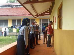 Penguatan WBK dan WBBM, LPKA Kelas I Tangerang Gandeng Ombudsman Banten
