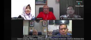 Ombudsman Banten: Mengukur Kesiapan Belajar Tatap Muka di Sekolah