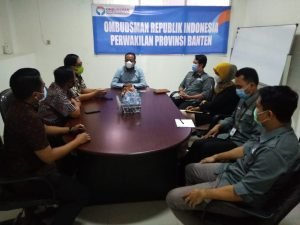 Ombudsman Banten: Jasa Raharja Perlu Tingkatkan Sosialisasi Program Serta Hak dan Kewajiban Masyarakat