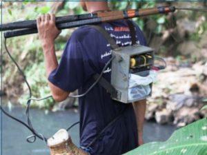 Menyetrum Ikan Dilarang, Hukumannya Penjara6 Tahun dan Denda Rp1,2 M