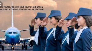 Rekrutmen Pramugari Pesawat Kepresidenan se-Indonesia, Ini Syarat dan Cara Daftarnya