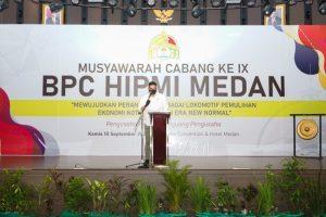 HIPMI Serang Akhyar, Bobby Minta Maaf