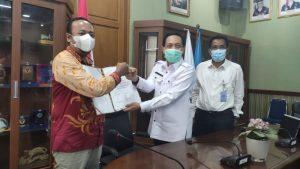 Tindaklanjuti MoU, Ombudsman Banten Sambangi Untirta