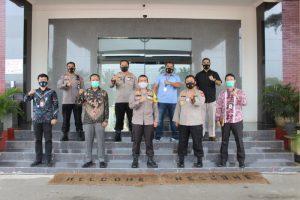 Tingkatkan Kualitas Pelayanan Publik, Ombudsman Banten Gandeng Kapolda
