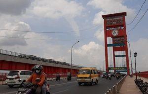 Daftar Lengkap Rute Angkot di Kota Palembang