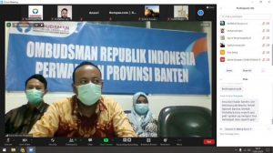 Selama 2020, Ombudsman Banten Selesaikan 587 Pengaduan Tentang Pelayananan Publik