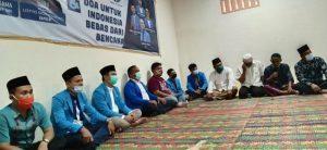 Kapolri Baru, KNPI Sumut Syukuran dan Doa Bersama Anak Panti Asuhan