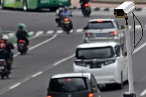 Tugas Polantas Menilang Kendaraan Akan Dihapus Bertahap