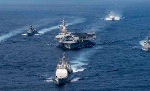 Mulai Februari, China Tembaki Kapal Asing di Wilayah yang Diklaimnya