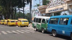 Daftar Lengkap Rute Angkot di Kota Jambi