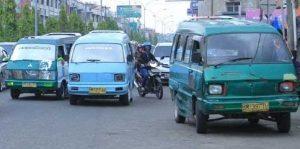 Daftar Lengkap Rute Angkot di Kota Pekanbaru